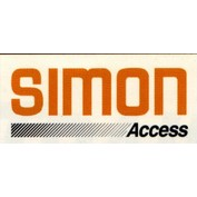 SIMON Mtg Brckt, (HORIZONTAL F/H VLV BANK) Part SIM/01-061714