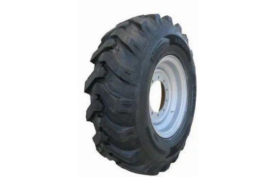 Left-Side 14.00-24 New Foam-Filled Tires for Genie GTH-1056 SKU #14.00-24TG