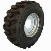 Right-Side 15-19.5 Used Take-Off Foam-Filled Tires for JLG 600S, 600SJ & 660SJ Part #7021533