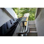 "LINKIT 450 Series 18' L x 18"" W Portable Conveyor LKS450-5.5"