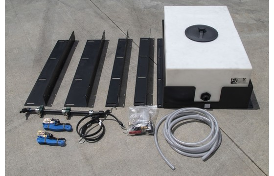 """Cold Planer, Water Kit, 24"""" Spray Bar, 40 Gal (Hardware Included)"""