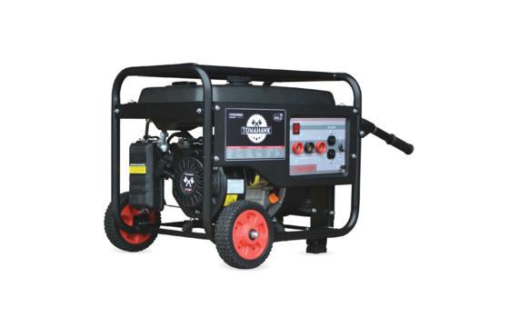 Tomahawk TWG120A Portable Welder Generator