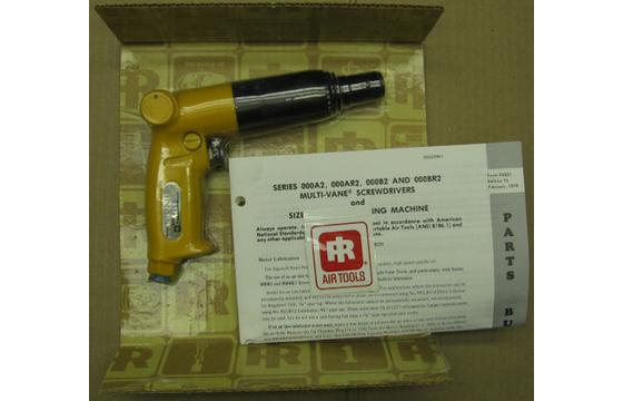 New Pneumatic Air Screwdriver 00AR2LC12 Ingersoll Rand