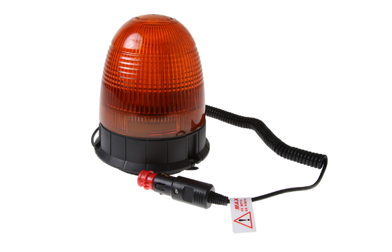 JCB Beacon LED (Amber) Mag 12/24V Replaced By - 700/50114 LED Part 700/50114