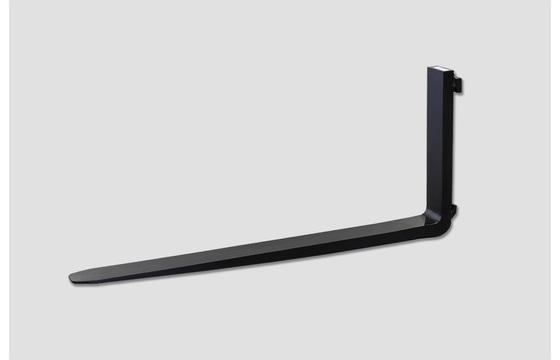 """Pallet Fork Tine Only, 1 1/2"""" X 4"""" X 48"""" Standard Class 2"""