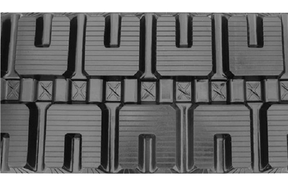 C-LUG Tread Rubber Track: 450X86X60