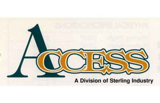 ACCESS-STERLING  MANUAL, (OPS/PRTS/SRV) 20/26NE  PART ASI/48034