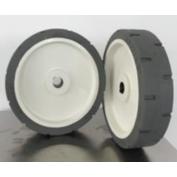 12X3(49.2) Snorkel TM12 Scissor Lift Tire & Wheel Assembly - Rear