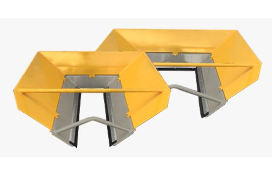 "LINKIT 12"" Bulk Hopper for Conveyor LKS300 Series SHA036"