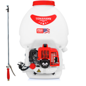 Tomahawk TPS25 Backpack Sprayer with Twin Tip Nozzle and Irrigation Rod