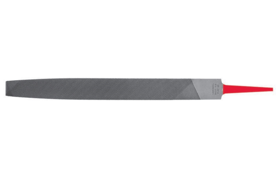 "Simonds 10"" Flat Aluminum File - American Pattern, Part 73275500"