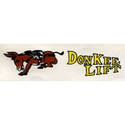 DONKEE LIFT Manual (T/S-UCB Style)  BANG-BANG  Parts ASI/11655