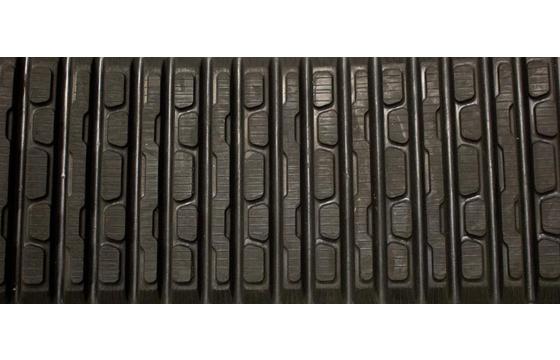 457X102X51 Rubber Track - Fits Caterpillar Models: 287 / 287B, ASV Bar Tread Pattern