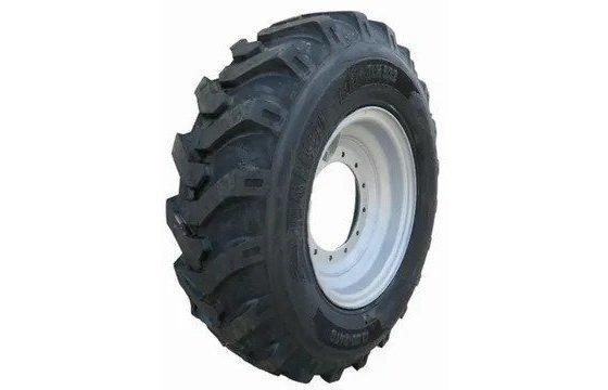 Left-Side 13.00-24 New Foam-Filled Tires for Genie GTH-844 Telehandler SKU #13.00-24TG