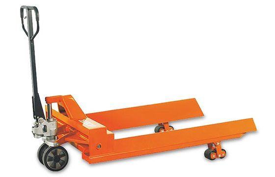 ACR44-3348-2431 Noblelift Roll/Reel Carrier Manual Pallet Truck