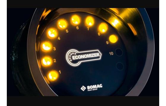 Bomag Economizer For BPR5055 D/E, BPR6065G, BPR6065 D/E, BPR7070 D/E