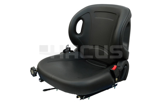 Borg Warner Forklift Full Suspension Seat Part #BF2-3-A-B