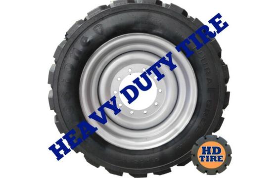 370/75-28 - QTY 4 - NEW FIRESTONE FOAM FILL 14 PLY TIRES  370/75x28 TYRES X 4