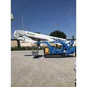 XTJ 121 Spider Platform With 121ft Working Height