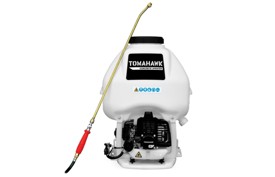 Tomahawk Factory Reconditioned TCS6.5 Backpack Concrete Sprayer