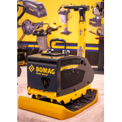 New BOMAG 2020 BPR35/60SG Reversible Vibratory Plate with STONEGUARD