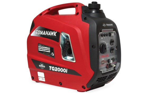 Tomahawk TG2000i Bundle of Two Portable Inverter Generator