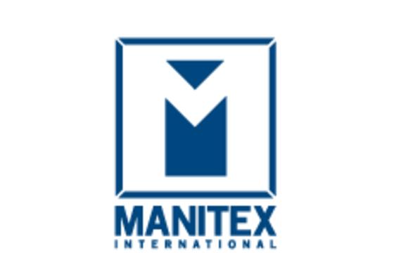 Manitex White Plastic Oval Snap Ring #101028