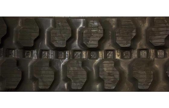 230X48X68 Rubber Track - Fits Takeuchi Models: TB016 / TB216, S Block Tread Pattern