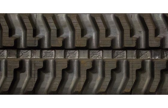 Dominion 450X86X55 Rubber Track for Case 445CT, 450CT, TV380, 7-Tread Pattern