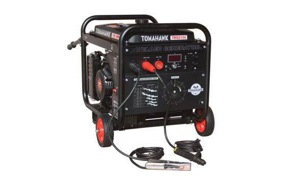 Tomahawk TWG210A Portable Welder Generator