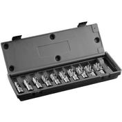 """Euroboor HSS.KIT/10L-I1 HSS 10 Piece Cutter Set 2"""""""
