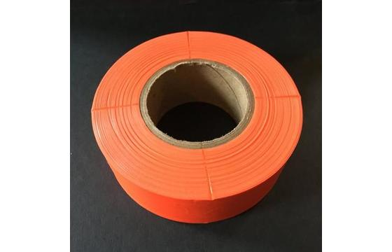 Orange Flagging Tape - 12 Pack