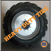 (1) 39x15-22.5 USED FOAM FILL TIRE, 39x15x22.5, 391522.5, 39-15225,3915225 TYRE
