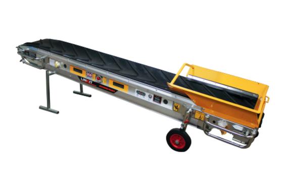 "LINKIT 300 Series 10' L x 12"" W Portable Conveyor LKS300-3.2"