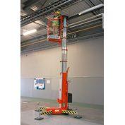 New 2020 Snorkel UL25AC Plug-in Mast Lift