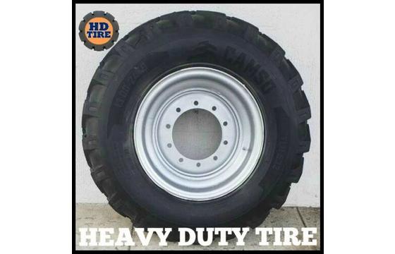 13.00-24 Foam Fill Telehandler JLG LULL TEREX GENIE 130024 1300 24 Tyre X 2
