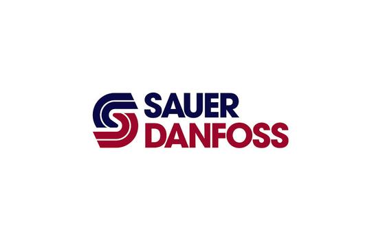 SAUER-DANFOSS Section, Valve, Part 157B6000