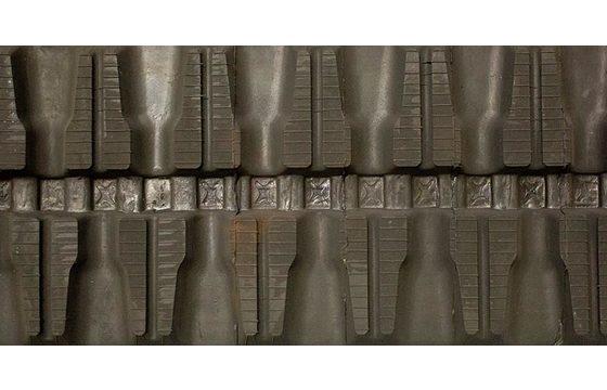 Dominion 400X72.5WX76 Rubber Tracks for Caterpillar 305CCR, 305.5ECR