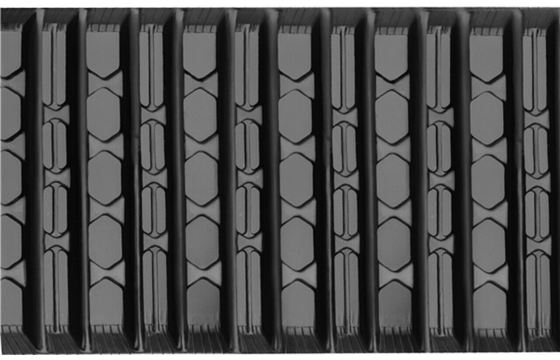 ASV Style Rubber Track: 457X101.6X51