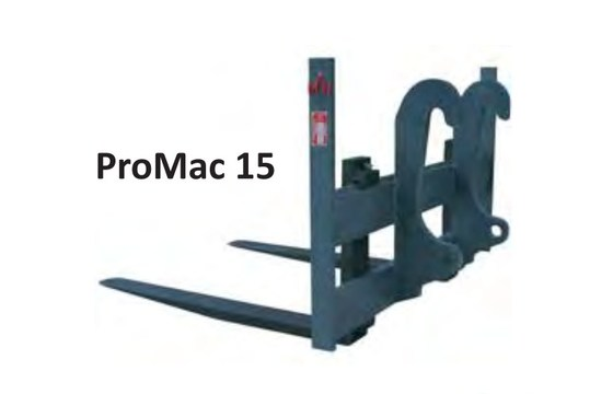 "60"" Wide Frame - Promac -15000 lbs. Capacity, ITA Class 4 - Volvo"