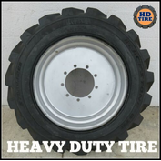 (1) 39x15-22.5 NEW FOAM FILL TIRE, 39x15x22.5, 391522.5, 39-15225, 3915225 TYRE