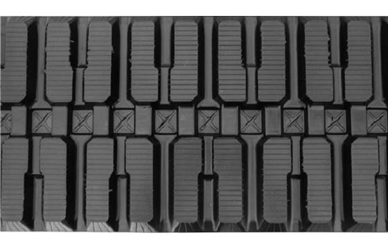 C-LUG Tread Rubber Track: 320X86X50