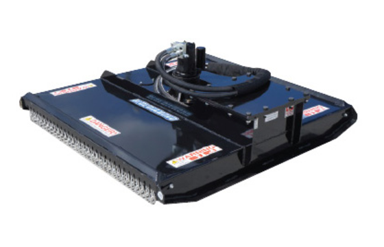 "Brush Cutter, Mini Excavator Heavy Duty 50"" Deck, 13-22 Gpm 80cc"