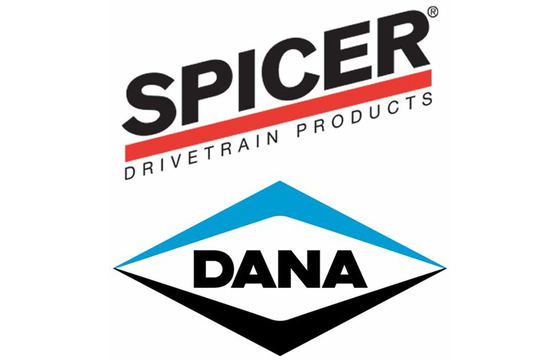 SPICER DANA Plate, Part 357.14.132.02USED