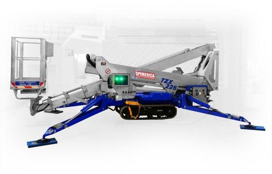 TZX 730 Spider Platform 73ft Working Height
