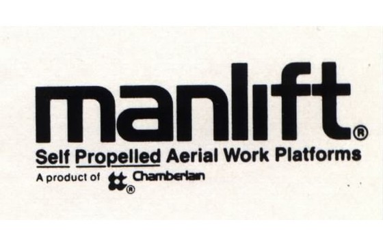 MANLIFT   Manual, ( COMPLETE  )  MSM 25B (ONLY) - EARLY MDLS   Part ASI/49843
