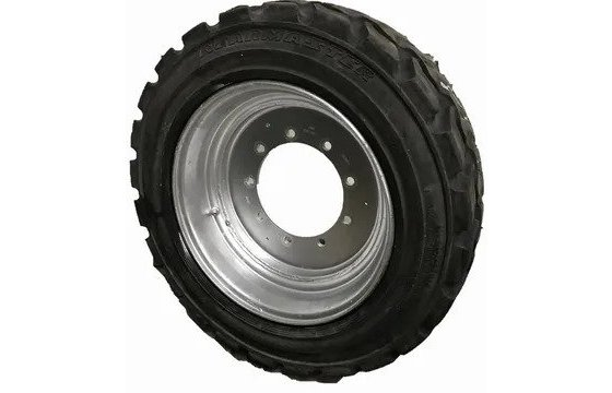 Reconditioned 240/55D17.5 Non-Marking Foam-Filled Tires for JLG E450AJ SKU #240/55D17.5-RF-NM