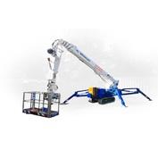 XTJ 105 Spider Platform 105ft Working Height