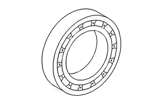 191250M1 DIFFERENTIAL PINION BEARING