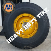 14.00R-24 New Bridgestone 3 STAR Wheel & Tire Air Assembly 1400R24,1400RX24 x 4